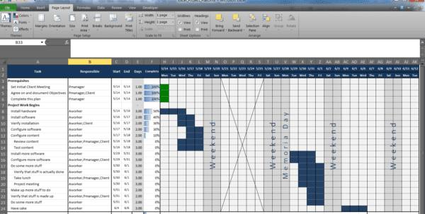 Template Excel Gratis