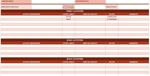 training spreadsheet template training spreadsheet spreadsheet templates for busines free annual. Black Bedroom Furniture Sets. Home Design Ideas