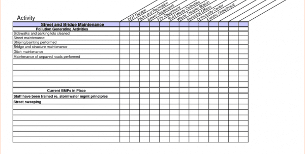 Excel Office Supply Template
