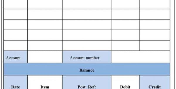 Account Management Spreadsheet Template