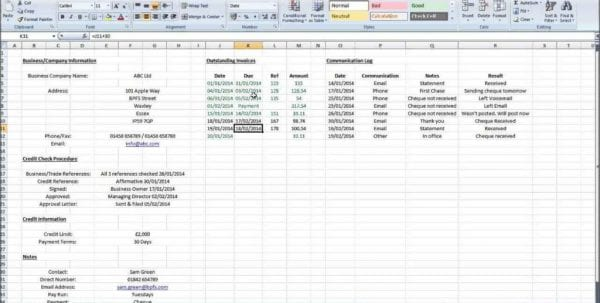 Accounts Payable Quickbooks Tutorial
