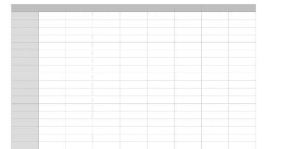 Accrual Spreadsheet Template Spreadsheet Template Spreadsheet Templates for Business
