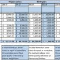 Budget Spreadsheet Printable Budget Spreadsheet Template Mac