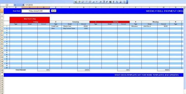 Calendar Templates Mac