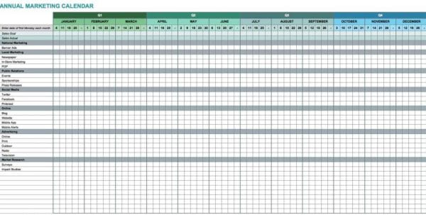 Calendar Templates Printable Calendar Spreadsheet Spreadsheet Templates for Business, Calendar Spreadsheet