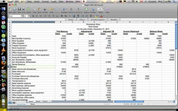 Cash Flow Forecast Template Free
