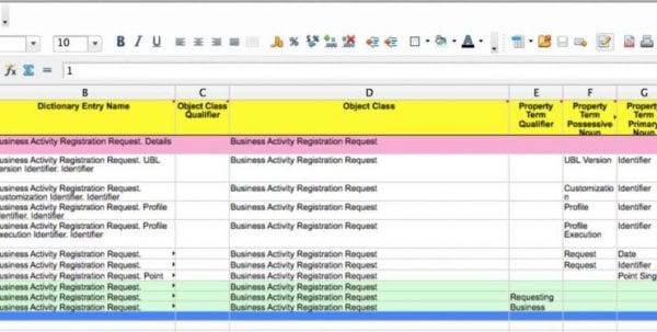 Cub Scout Requirements Spreadsheet