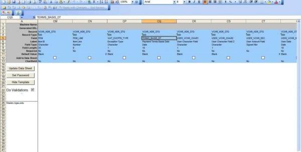 Definition Of Spreadsheet Program Definition Of Spreadsheet Spreadsheet Templates for Business
