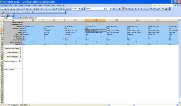 Definition Of Spreadsheet Program
