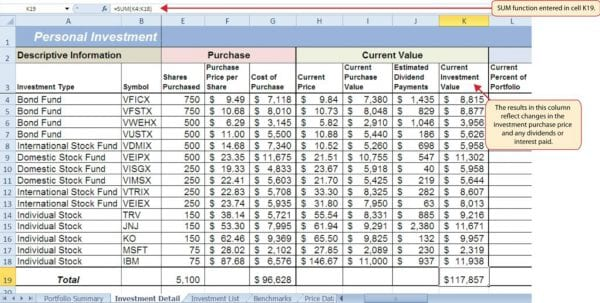 Definition Of Spreadsheet Software1