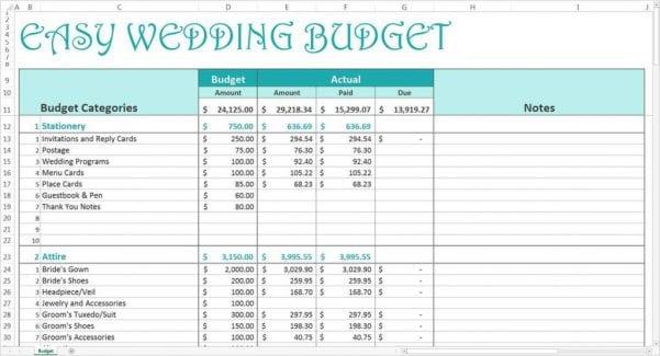 Easy Spreadsheet Maker