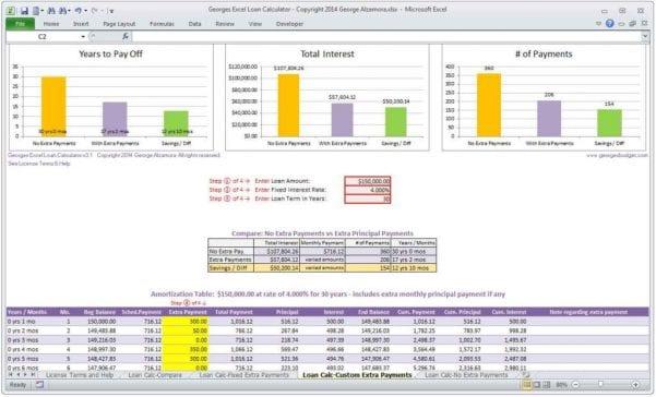 Ebay Spreadsheet Template Free