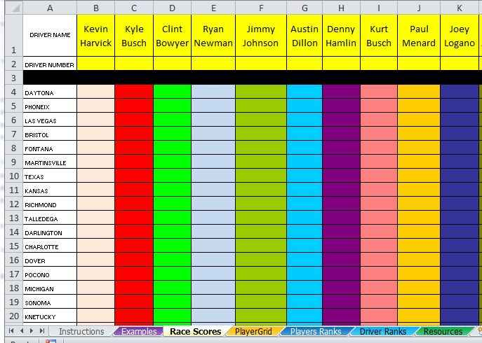Examples Of Excel Spreadsheets Templates 1