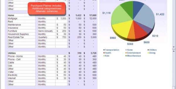 Excel Spreadsheet For Budget Tracking Excel Spreadsheet For Budget Budget Spreadsheet, Excel Spreadsheet Templates, Ms Excel Spreadsheet, Spreadsheet Templates for Business