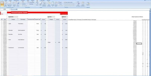 Excel Spreadsheet For Tracking Expenses Excel Spreadsheet Templates Tracking Excel Spreadsheet Templates, Ms Excel Spreadsheet, Spreadsheet Templates for Business, Tracking Spreadsheet