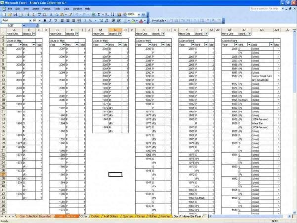 Excel Spreadsheet Inventory Management
