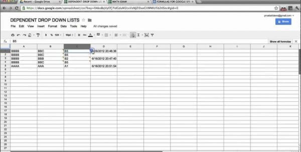 Excel Spreadsheet Security