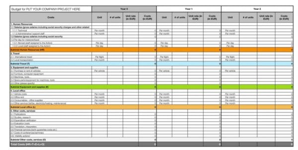 Excel Spreadsheet Template For Medical Expenses Spreadsheet Template Spreadsheet Templates for Business