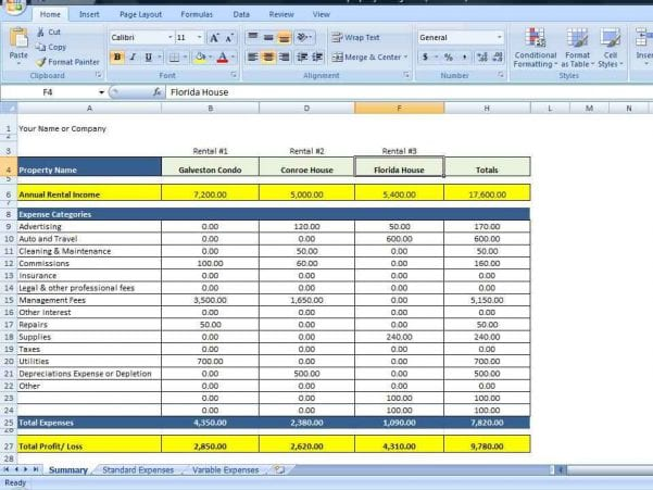 Excel Spreadsheet Templates For Tracking Training