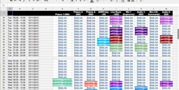 Excel Template For Taxes