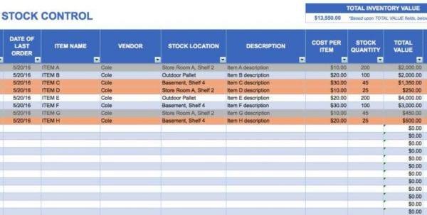 Free Sample Budget Worksheet Printable