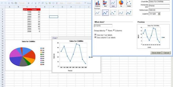 Free Spreadsheet App For Mac