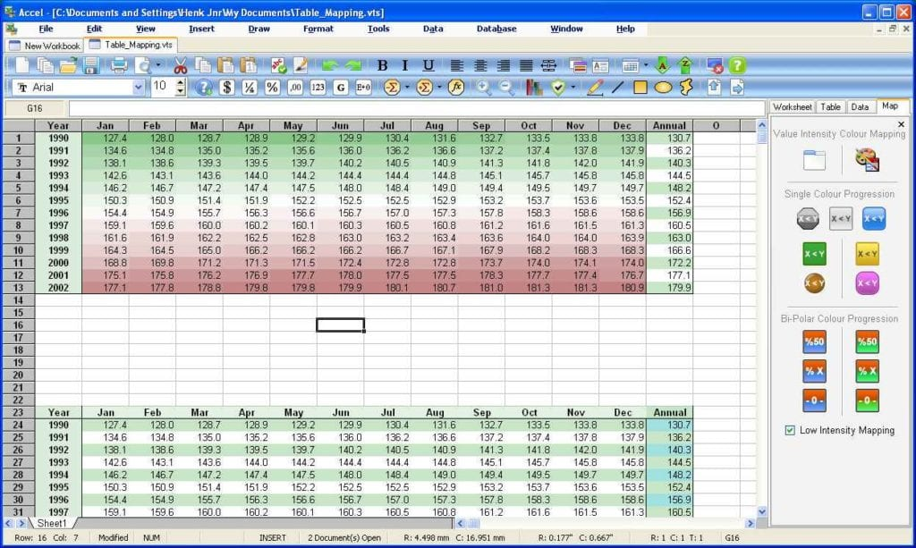 Free Spreadsheet For Windows
