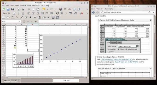 Free Spreadsheet Software Download