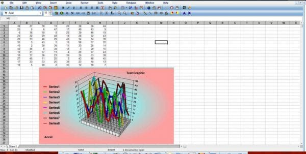 Free Spreadsheet Software For Mac