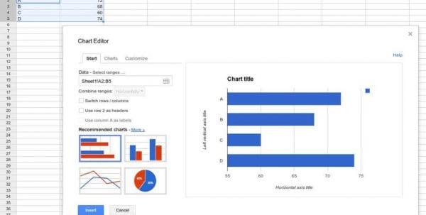 Google Docs Spreadsheet Api