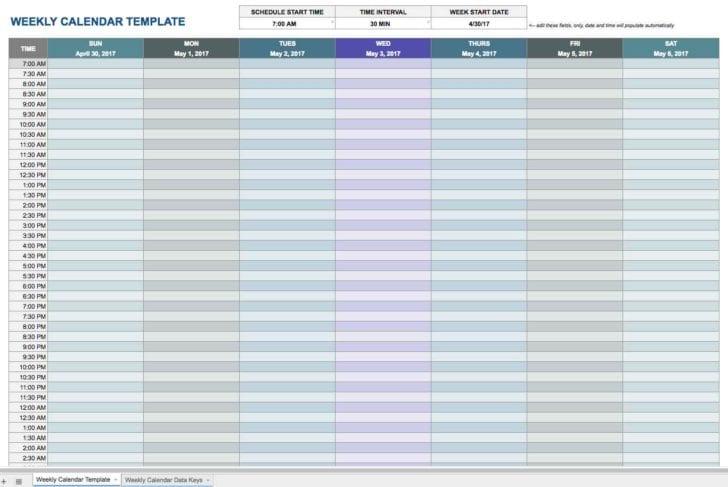 Google Spreadsheet Project Management
