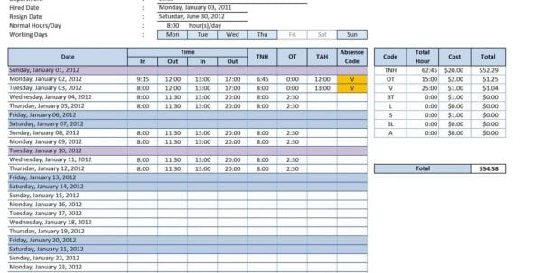 How To Create A Spreadsheet In Excel 1