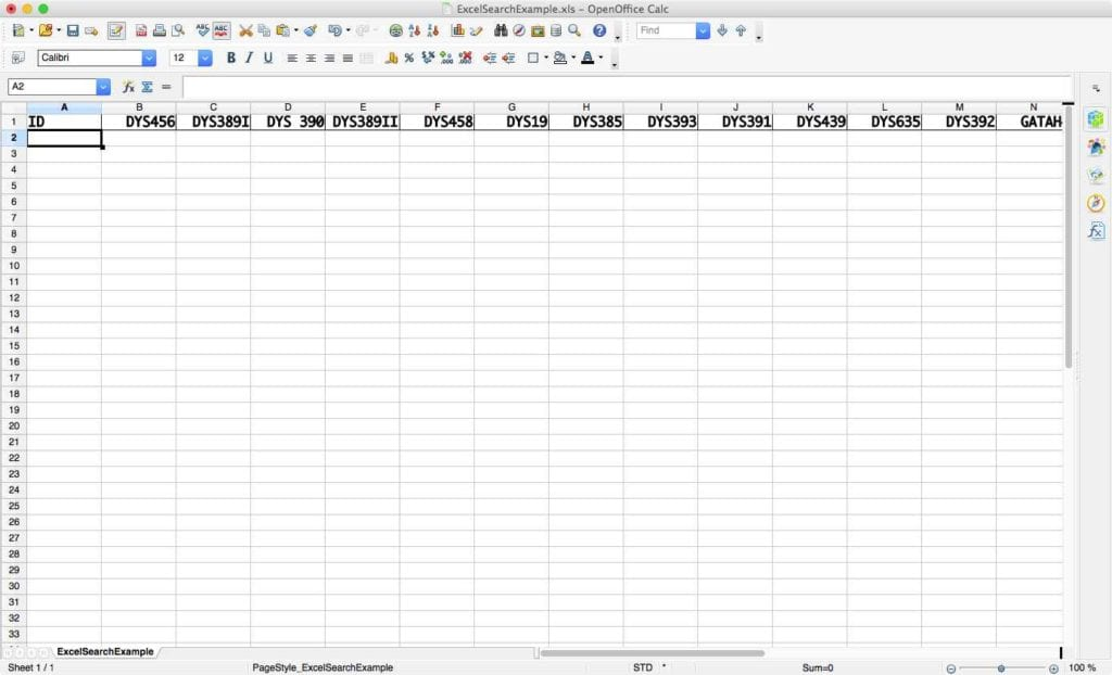 How To Set Up An Excel Spreadsheet For A Budget