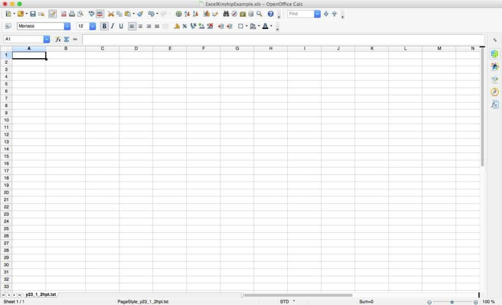 How To Set Up An Inventory Spreadsheet In Excel