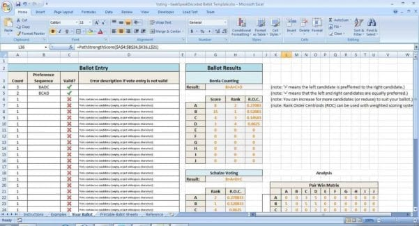 Ip Address Management Excel Template