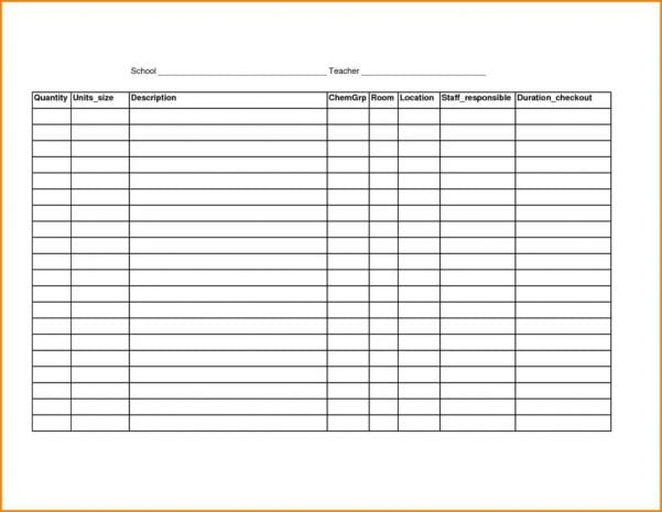 Liquor Inventory Spreadsheet Download