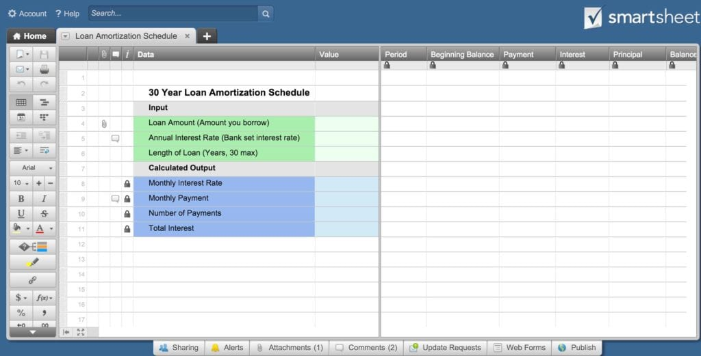 Loan Amortization Calculator Extra Payments1