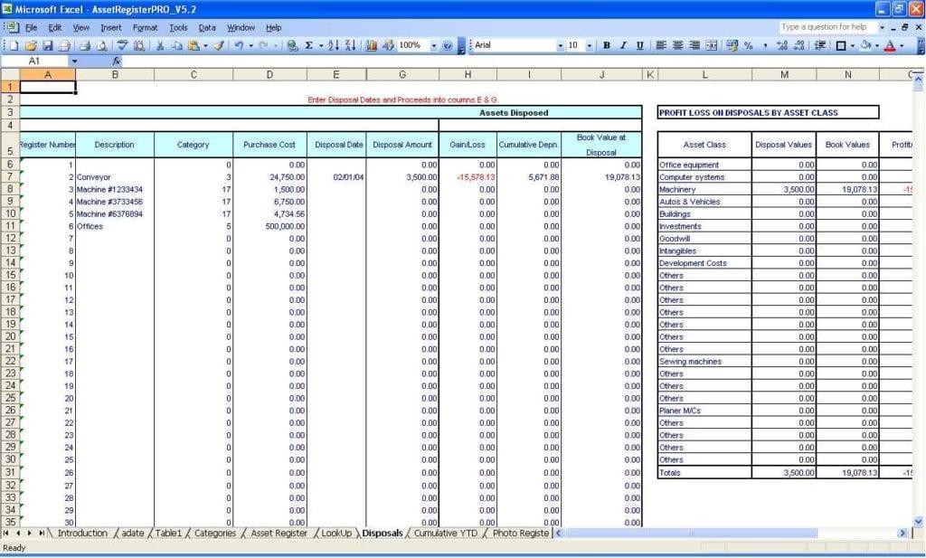 Microsoft Excel Calendar Template Free