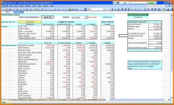 Microsoft Excel Payroll Calculator Template