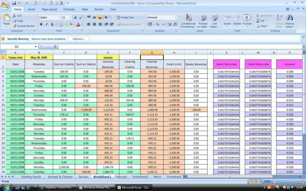 microsoft excel sample spreadsheets spreadsheet templates