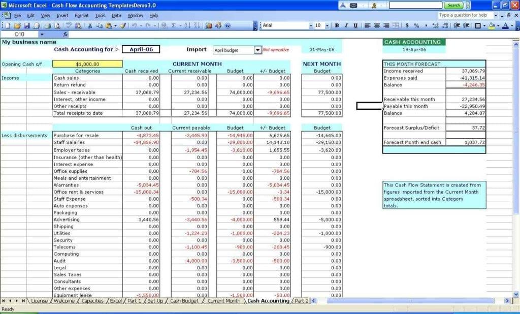 Microsoft Office Spreadsheet Control