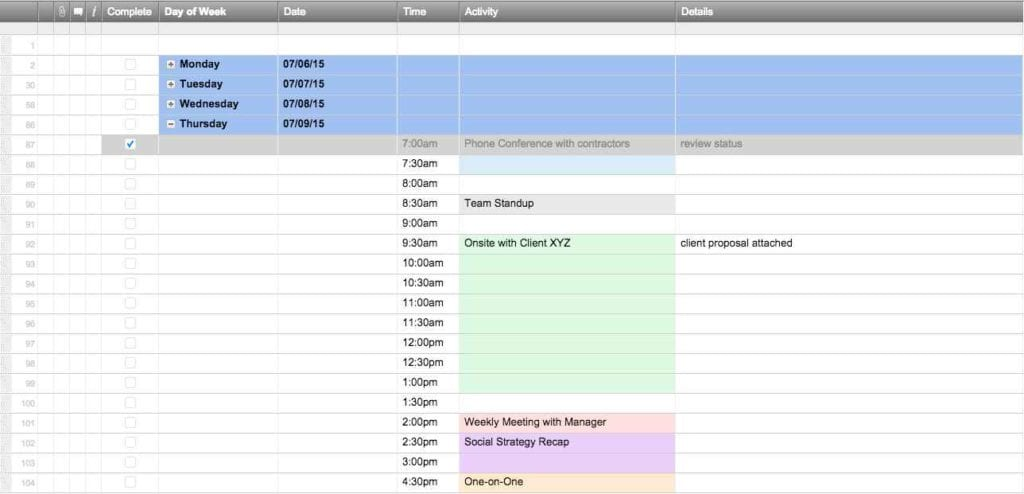 Mortgage Payment Schedule Spreadsheet