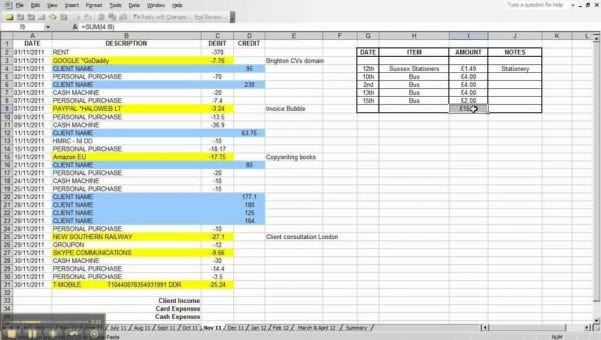 Mortgage Spreadsheet Download
