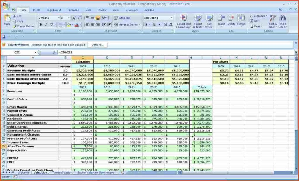 Sample Budget Vs Actual Spreadsheet Sample Budget Spreadsheet Excel