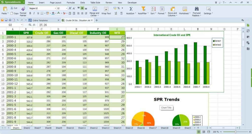 Spreadsheet Software Can Be Used To Spreadsheets Spreadsheet Templates for Busines Spreadsheet Templates for Busines Spreadsheet Software Features