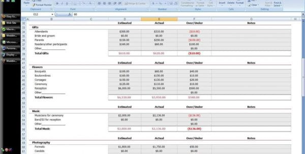 Spreadsheet Software Free