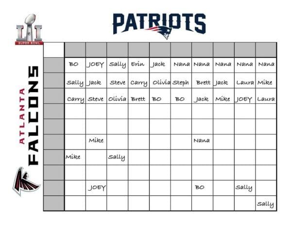 Super Bowl Playoff Schedule