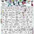 Super Bowl Schedule
