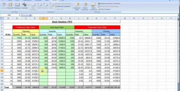 Unlock Excel Spreadsheet