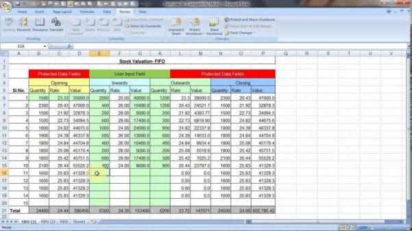 Unlock Excel Spreadsheet